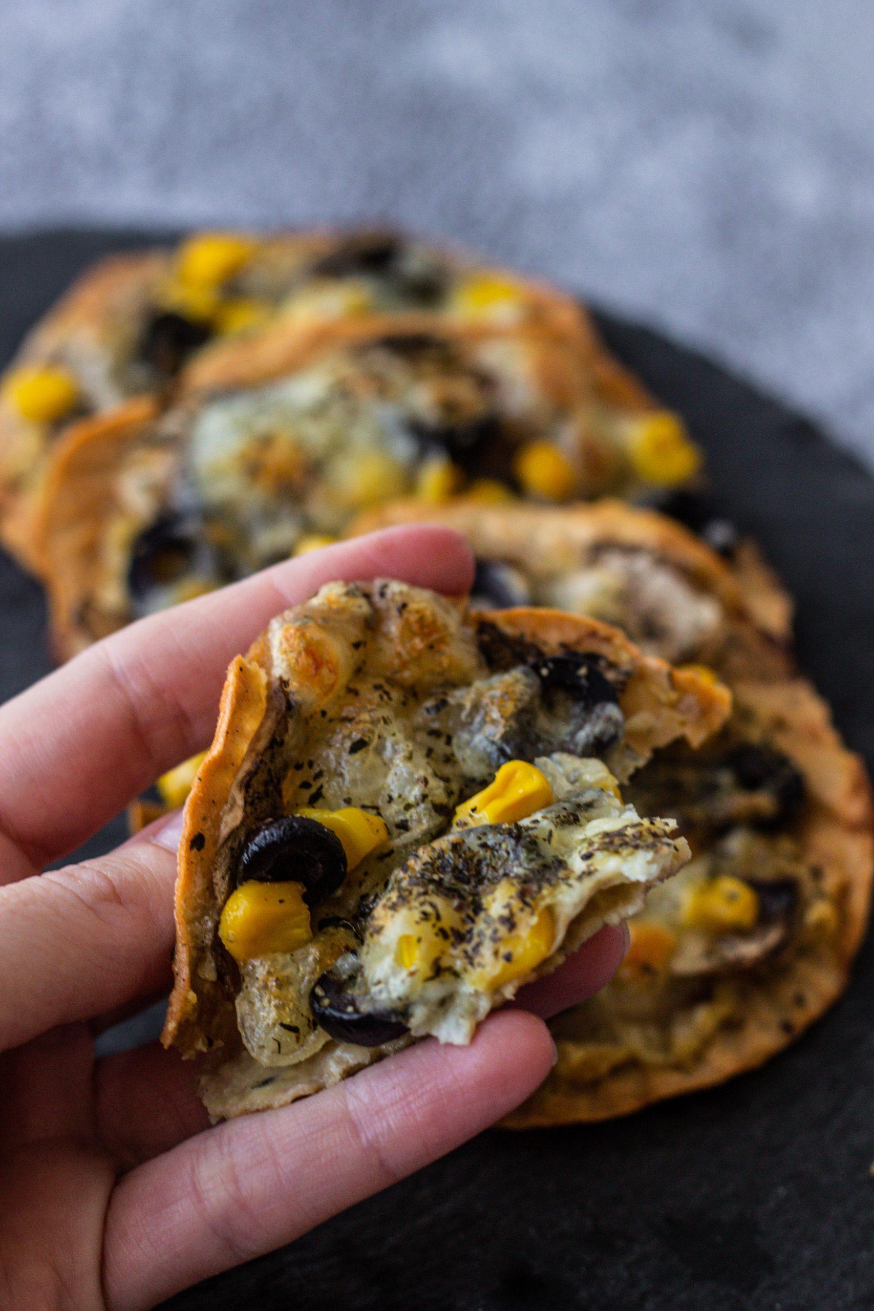 Lęšių pado mini picos