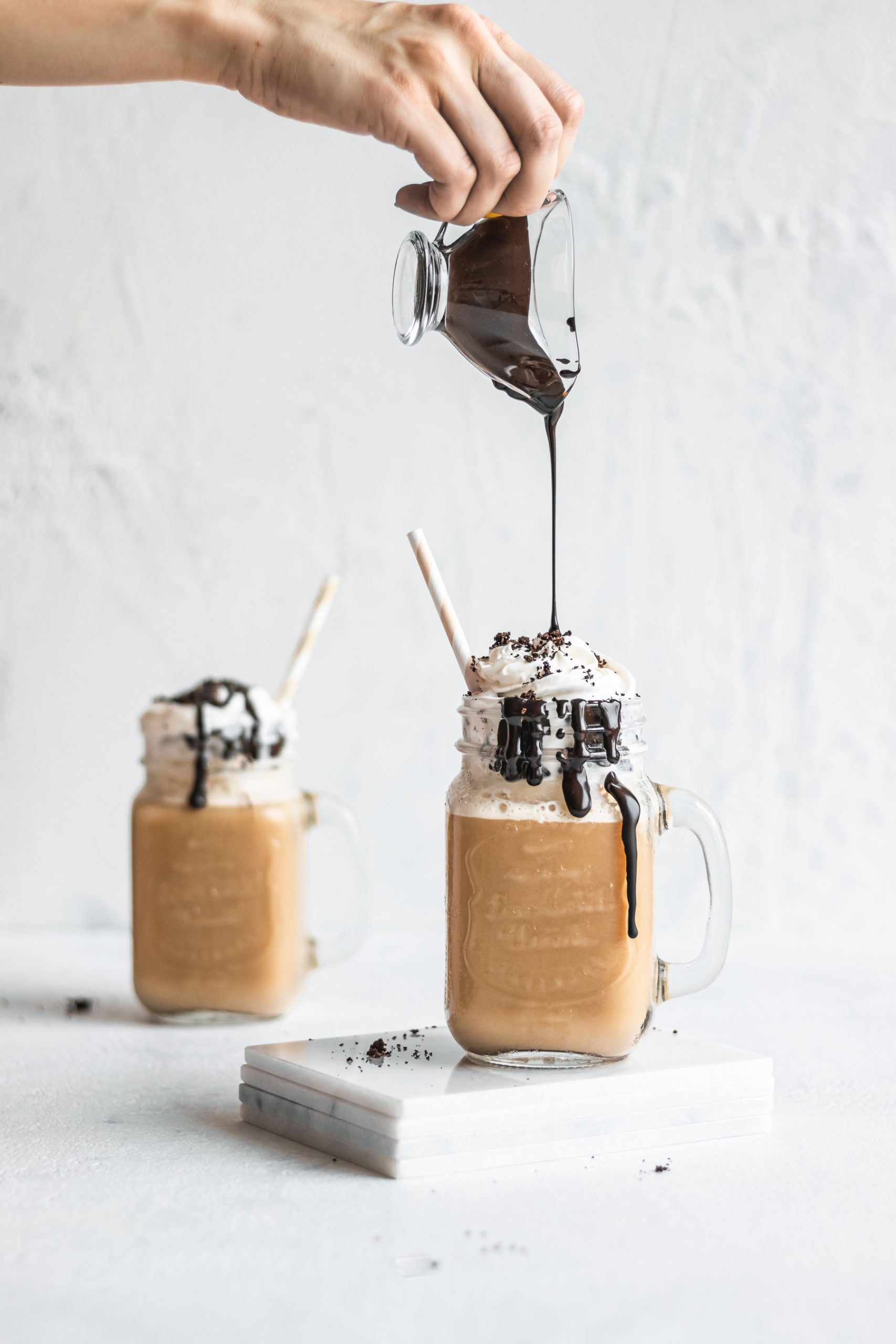 Šalta kava Frappuccino